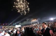В Маргилане стартовал Международный фестиваль фольклорной музыки
