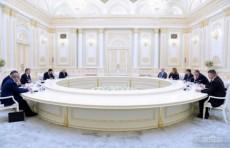 Президент Шавкат Мирзиёев принял делегацию Конгресса США