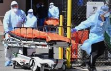 Мировой рекорд США — за сутки коронавирус обнаружили у 55 тыс. человек