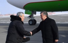 Шавкат Мирзиёев посещает Республику Каракалпакстан