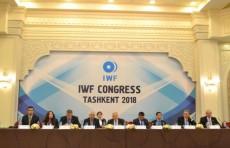 В Ташкенте начал работу Конгресс Международной федерации тяжелой атлетики
