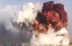 Причиной стала селитра с корабля РФ: власти Ливана о взрыве в Бейруте - СМИ