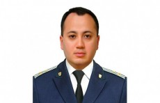 Дилшод Файзиев назначен прокурором Бухарской области