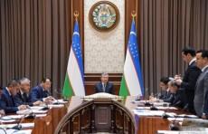 Президент обсудил новые инвестиционные и социально-экономические проекты