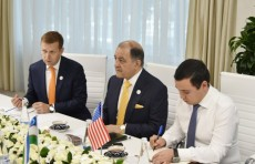 Американская «Air Products» намерена инвестировать в нефтегазовую отрасль Узбекистана