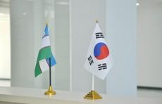 Главы Узбекистана и Южной Кореи продолжили переговоры  в расширенном составе