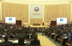 В Ташкенте началась международная конференция «Взаимосвязанность в Центральной Азии: вызовы и новые возможности»