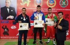 Военнослужащие Узбекистана завоевали две золотые медали в Азербайджане