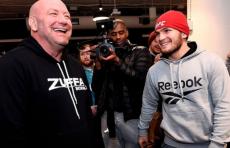 Дана Уайт: Хабиб может вернуться и одержать 30-ю победу в UFC