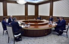 Шавкат Мирзиёев принял президента Исламского банка развития
