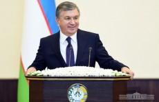 Президент поздравил военнослужащих с Днем защитников Родины