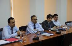 Минфин и МФК обсудили вопросы модернизации Сырдарьинской ТЭС