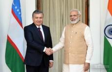 Президент Шавкат Мирзиёев 17-18 января посетит Индию с рабочим визитом