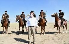 В Турции стартовали съемки сериала «Жалолиддин Мангуберди»