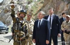 Шавкат Мирзиёев: Военные полигоны должны быть предметом гордости