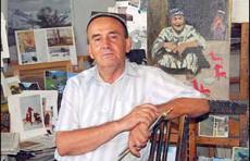 Звание народного художника Узбекистана присвоено известному живописцу Икраму Бахрамову