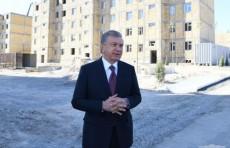 Президент сегодня посетит Сергелийский Зангиатинский районы