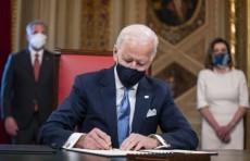 Байден отменил указы Трампа о выходе США из ВОЗ и Парижского соглашения по климату