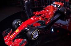 Ferrari представила новый болид на сезон 2018 года