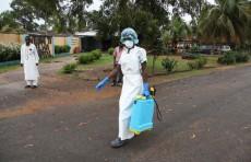 В Либерии из карантинного центра сбежали больные лихорадкой Эбола