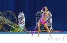 В Ташкенте проходит Кубок мира по художественной гимнастике
