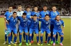 Сборная Узбекистана по футболу заняла 65-е место в рейтинге ФИФА