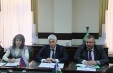 В МВТ прошла встреча с делегацией Алтайского края