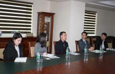 IUT и KOICA обсудили вопросы развития сотрудничества