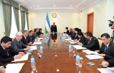 15-е пленарное заседание Сената Олий Мажлиса состоится 28 июня