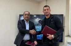 UZREPORT TV и Махмуд Мурадов заключили договор
