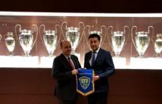 В Узбекистане будет открыта футбольная школа «Реал Мадрида»