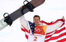 ТОП-10 запоминающихся моментов Олимпиады: Шоу Шона Уайта