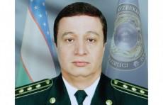 Саидкарим Нишанбаев назначен заместителем главы МВД