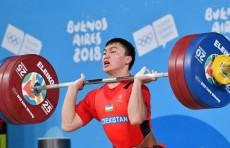 Мухаммадкодир Тоштемиров стал серебряным призером юношеской Олимпиады