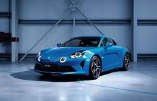 Renault открыла линию производства новых спорткаров Alpine A110