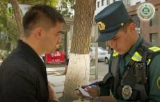 Сотрудники ДПС и ППС Ташкента начали использовать бодикамеры