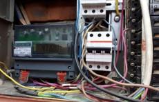 За неделю «Узэнергоинспекция» выявила хищение электроэнергии на 406,2 млн. сумов