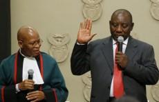 Сирил Рамафоса назначен новым президентом ЮАР
