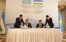 Узбекистан и Казахстан договорились увеличить товарооборот до $5 млрд к 2020 году