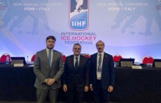 Узбекистан приняли в Международную федерацию хоккея