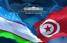Шавкат Мирзиёев направил поздравления Президенту Туниса