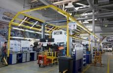 В Казахстане запустили производство «Cobalt», «Damas», «Labo» и «Malibu»