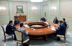 Шавкат Мирзиёев принял мэра японского города Нагоя Такаси Кавамуру