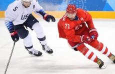 UZREPORT TV покажет олимпийский финал по хоккею в прямом эфире