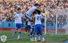 Сборная Узбекистана по футболу с крупным счётом обыграла Йемен
