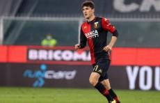 Элдор Шомуродов признан лучшим футболистом матча «Дженоа» - «Лацио»