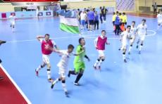Сборная Узбекистана по футзалу среди лиц с инвалидностью победила ЧМ