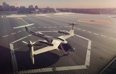 Uber и НАСА займутся внедрением летающих такси