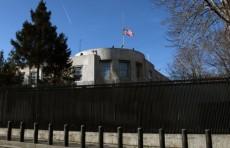 Неизвестные обстреляли посольство США в Анкаре