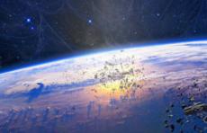 Неизвестный объект пронесся рядом с МКС – она уклонилась